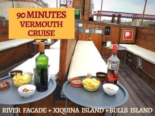 90 minutes vermouth cruise